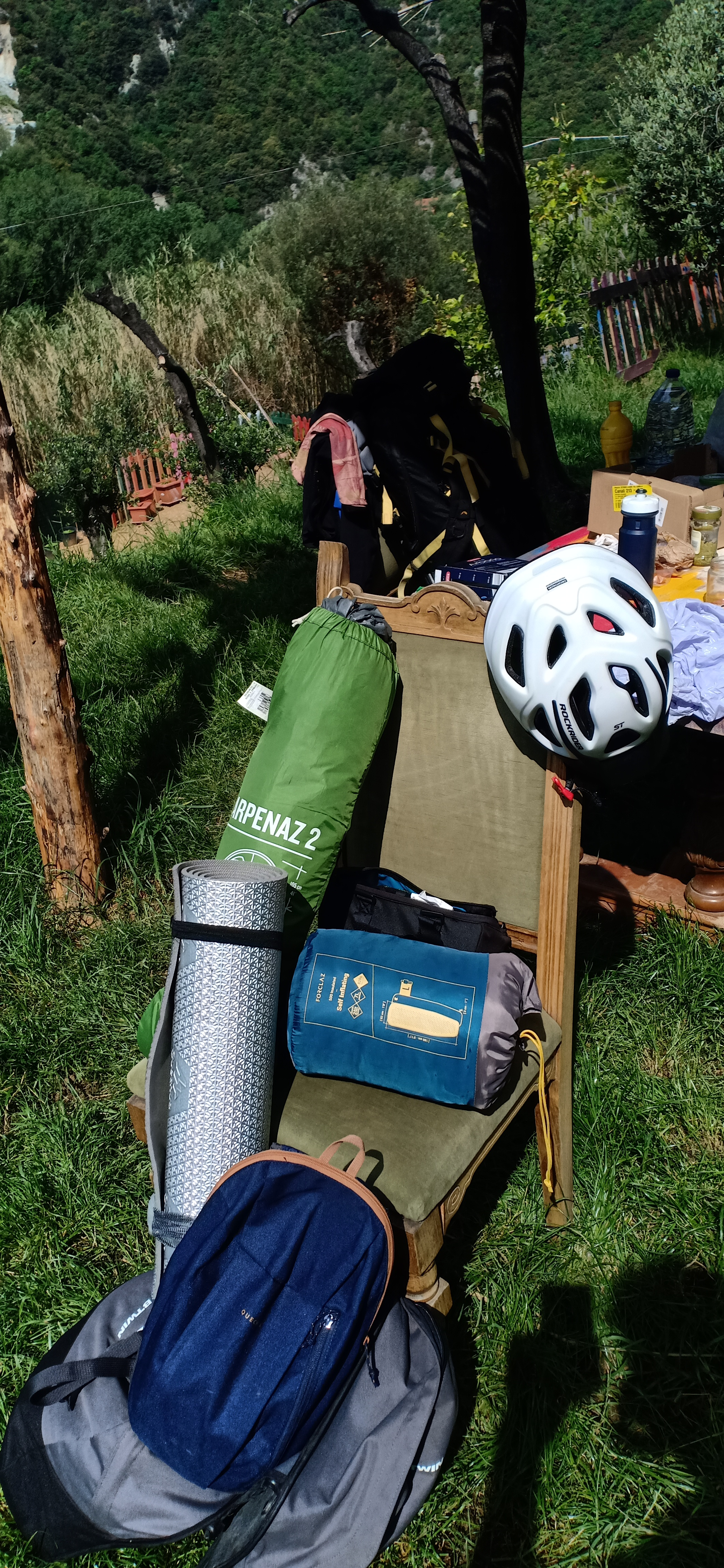 sports shoes dc917 51425 Second Hand Bike + Camping Gear - Rome early june ...
